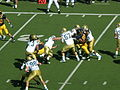 Bruins on offense at UCLA at Cal 10-25-08 06.JPG