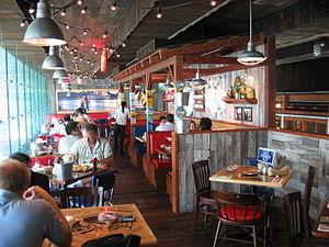 Bubba Gump Shrimp Company - Bubba Gump Restaurant in Hong Kong