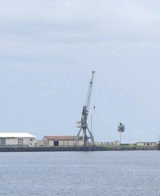 Buchanan, Liberia - Image: Buchanan Liberia
