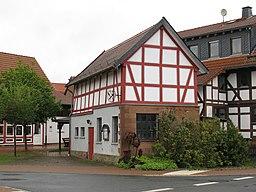 Buchwaldstraße in Burgwald