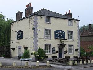 Bullbridge - Image: Bullbridge Canal Inn