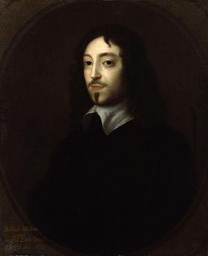 Bulstrode Whitelocke - Bulstrode Whitelocke, 1650