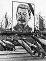 Bundesarchiv Bild 183-18684-0002, Dresden, Tod Stalin, Parade KVP (restored).jpg