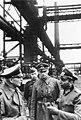 Bundesarchiv Bild 183-2005-1017-521, Ostfront, -Generaloberst von Kleist besichtigt ein Hüttenwerk in der Ukraine.jpg