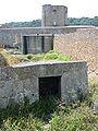 Bunkers Fort d'Saint Aubîn Jèrri Juilet 2009.jpg