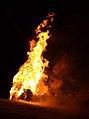 Burning wicker man by Bruce McAdam.jpg