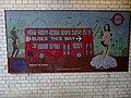 Bus mosaic, Mepham Street SE1 - geograph.org.uk - 2810317.jpg