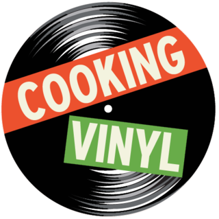 Cooking Vinyl music label in the UK
