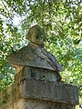 Bust d'Antoine Gouan al Jardí Botànic de Montpeller.JPG