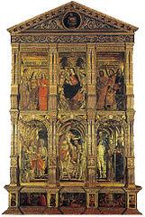 Polyptyque de San Martino