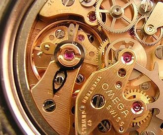 Ligne - The ligne is still used by French and Swiss watchmakers