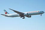 C-FIVW Boeing 777 Air Canada (14806179971).jpg