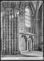CH-NB - Lausanne, Cathédrale protestante Notre-Dame, vue partielle intérieure - Collection Max van Berchem - EAD-7310.tif