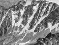 CH-NB - Mont-Blanc-Gruppe, Bergflanke - Eduard Spelterini - EAD-WEHR-32074-B.tif