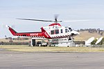 CHC Helicopters (VH-VAB) Bell 412EP at Wagga Wagga Airport.jpg