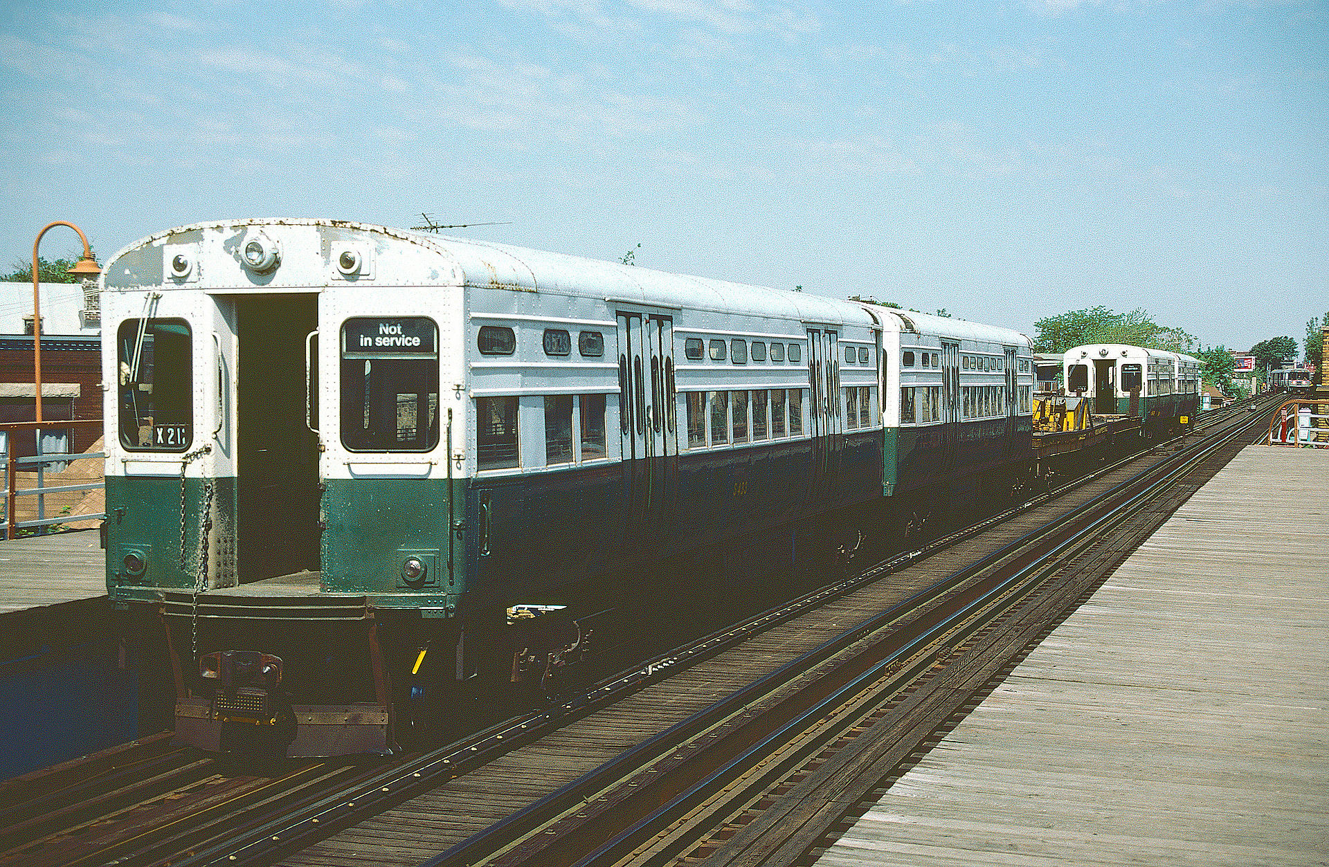 How To Total A Car >> 6000 series (CTA) - Wikipedia
