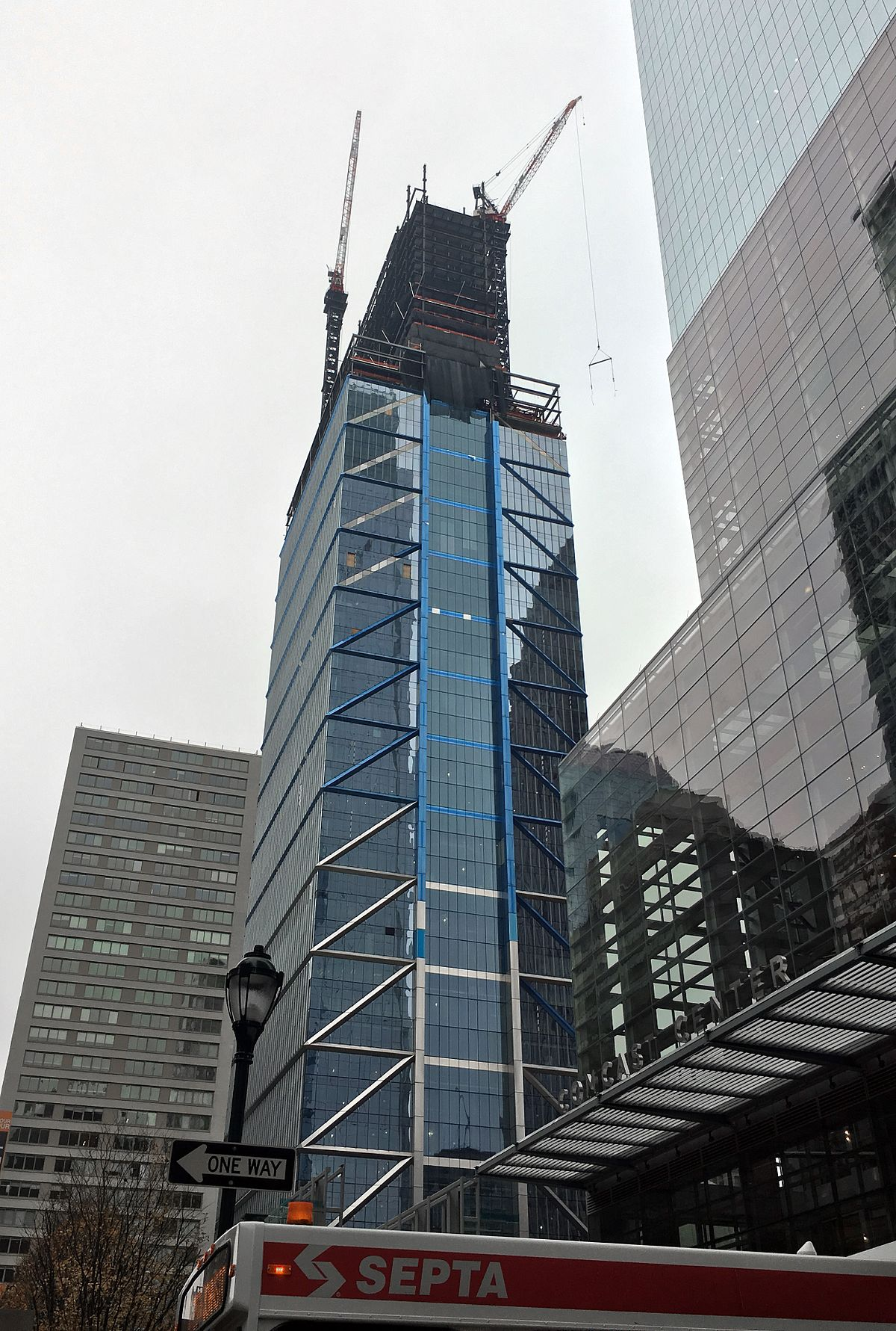 Comcast Technology Center