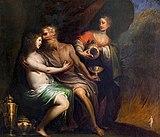 Ca' Rezzonico - Lot e le figlie - Pietro Ricchi.jpg