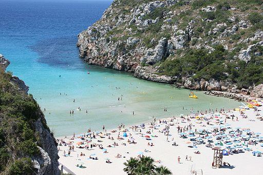 Cala'n Porter (Menorca)