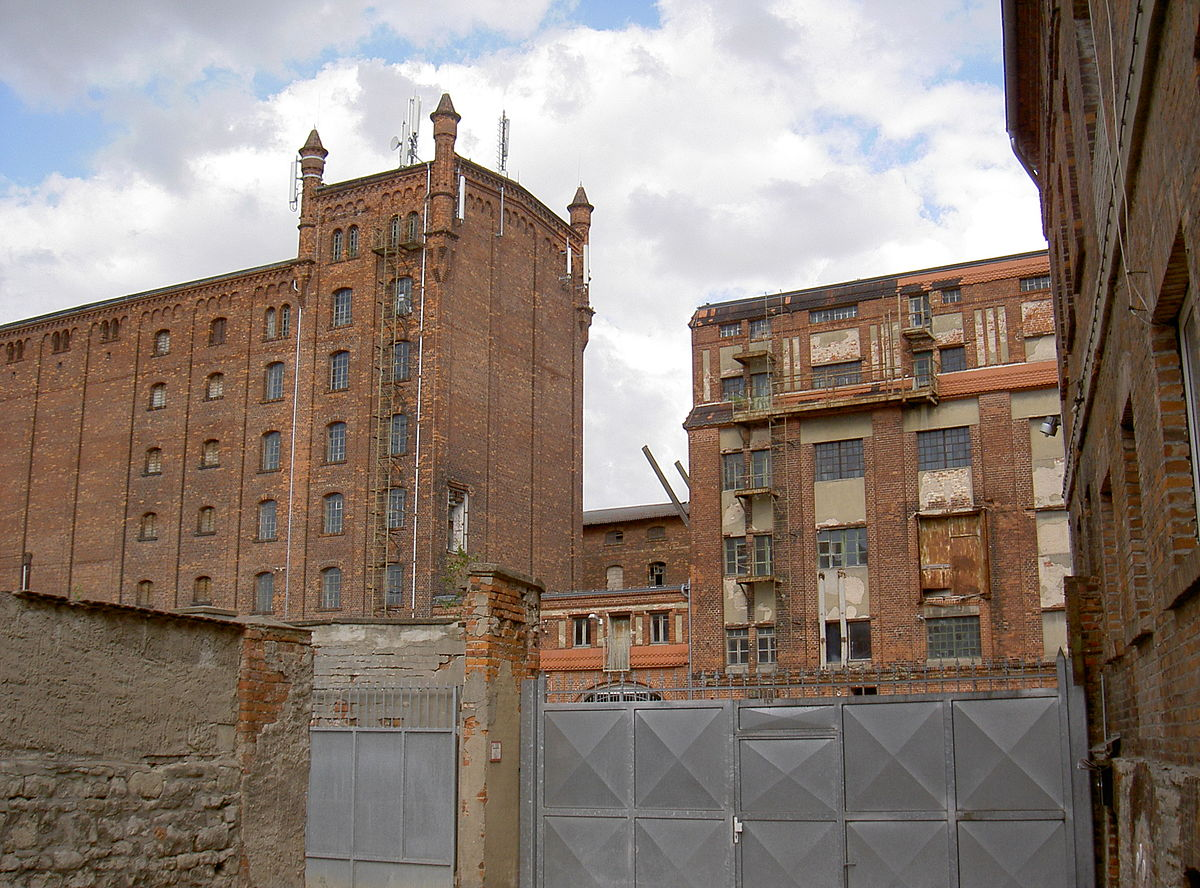 papierfabrik calbe wikipedia