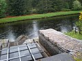 Caledonian Canal Outlet to River Oich - geograph.org.uk - 1319638.jpg