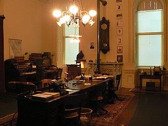 California State Capitol Museum - Image: California Capitol Sec State Nov 1902 p 1080857