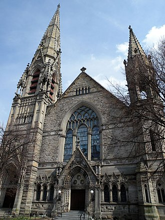Calvary United Methodist Church - Image: Calvary United Methodist Church