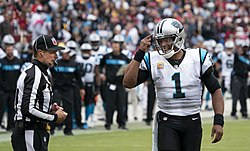Cam Newton - WikiVividly 6ff6723b3