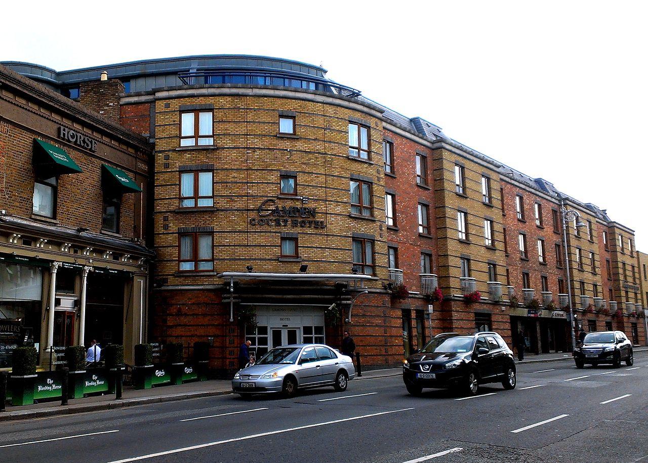 Camden Court Hotel Parking