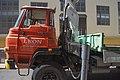 Camión Renault D20 con grúa Pesci SM270 en Burjassot 01.jpg