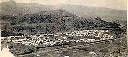 Camp in Waziristan 1938 b
