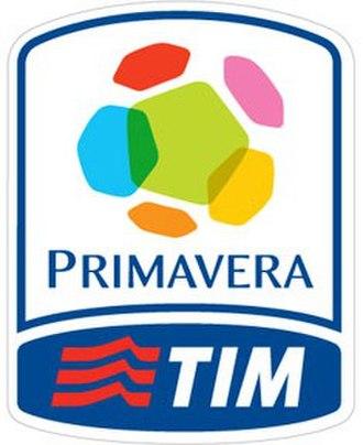 Campionato Nazionale Primavera - Image: Campionato Primavera TIM