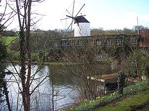 Cann, Dorset - Image: Cann Mill, Melbury Abbas