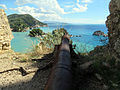 Cannon over Parga 1.JPG
