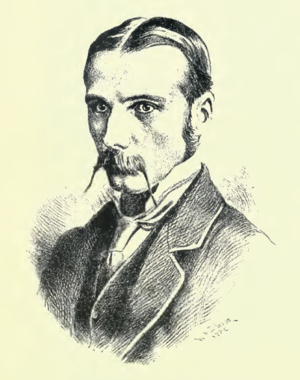 Thomas Upington - Thomas Upington, from a portrait in Het Volksblad, 1883.