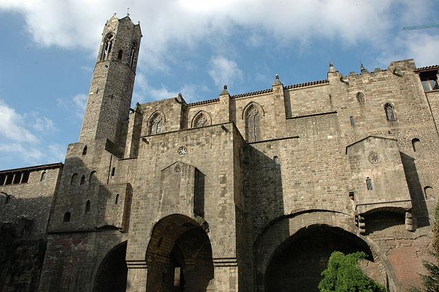 Capella de Santa Àgata. Imatge: Josep Renalias. Llicència Creative Commons Reconeixement - Compartir igual 3.0 - No adaptada