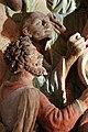 Cappella della casa di pilato, cristo coronato di spine attr. ad agnolo di polo e benedetto buglioni, 03 moro.jpg
