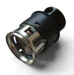 Socket Car Lighter Adapter