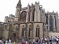 Carcassonne - Le Cite Medievale - Basilique Saint-Nazaire - 2006 - panoramio.jpg
