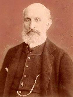 Carlo Pedrotti by Antonio Bertulli circa 1882.JPG