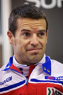 Carlos Checa Spanish motorcycle racer