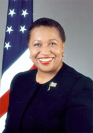 Carol Moseley Braun - U.S. Senator Moseley Braun