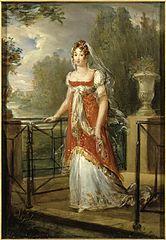 Portrait of Caroline Murat, neé Bonaparte (1782-1839)