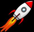 Cartoon space rocket.png
