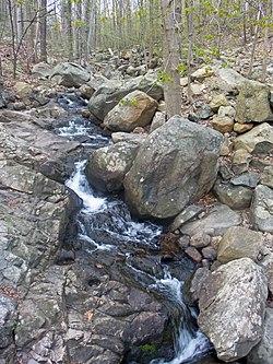 Cascade on Breakneck Brook from Underhill Trail bridge.jpg