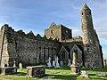 Cashel Cathedral, Rock of Cashel, Caiseal, Éire (46539490252).jpg