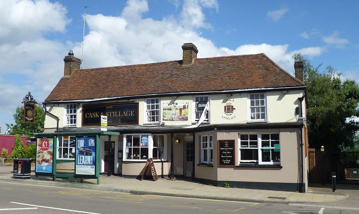 The White Horse Potters Bar Wikipedia