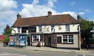 The White Horse, Potters Bar - Image: Cask & Stilage pub Potters Bar