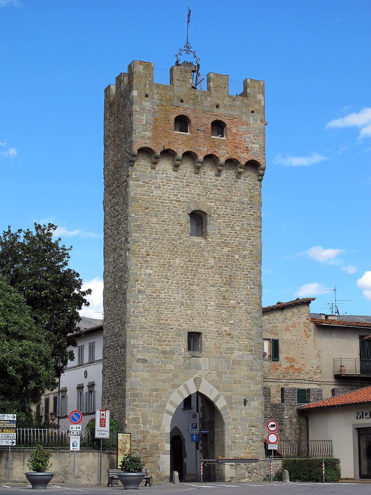 Castelfranco di Sopra - Wikipedia