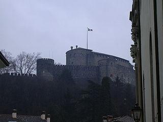 The Castle of Gorizia.